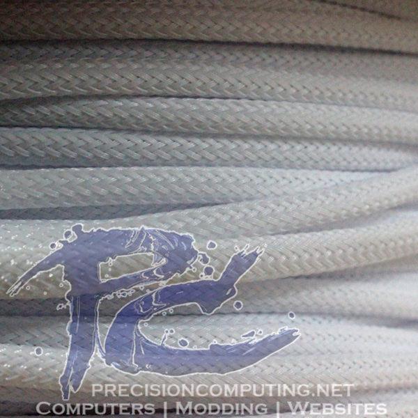 Bright White Ultra Weave PET Sleeve