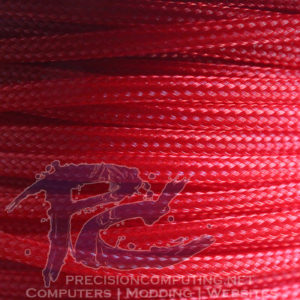 Candy Red Ultra Weave PET Sleeve