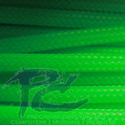 Vibrant Green Ultra Weave PET Sleeve